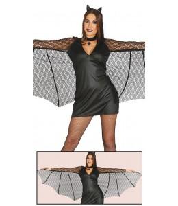 Disfraz de Murcielago para Mujer