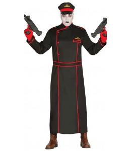 Disfraz de Soldado Militar Gotico