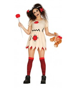 Disfraz de Muñeca de Vudu