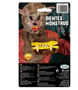 Dientes de Monstruo