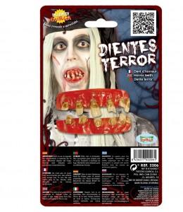 Dentadura de Zombie