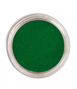 Maquillaje al Agua Verde Oscuro