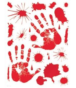 Set de Adhesivos de Sangre