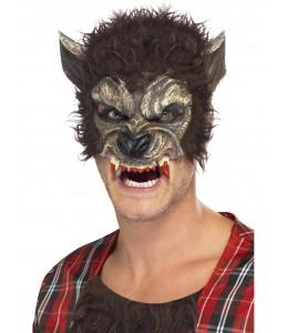 Media Mascara de Hombre Lobo