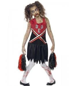 Disfraz de Cheerleader Zombie