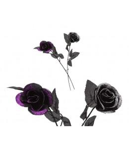 Rosa 40cm Purpurina