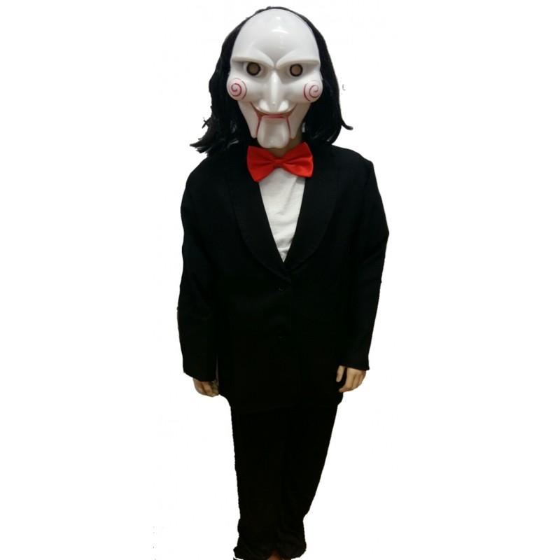 Comprar disfraz de mu eco asesino infantil por solo - Disfraz de angel nino ...