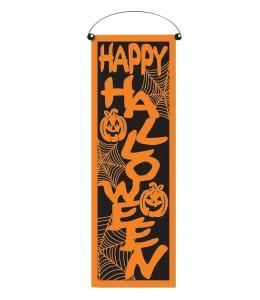 Cartel Colgante Halloween