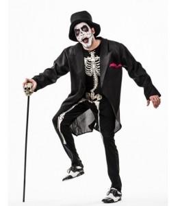 Disfraz de la Muerte con Frac