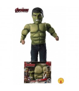 Disfraz de Hulk en Caja