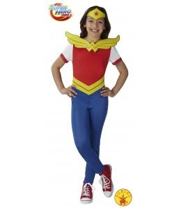 Disfraz de Wonder Woman SHG Infantil