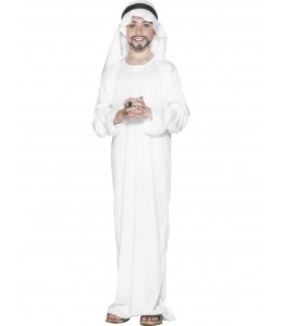 Disfraz de Jeque Blanco Infantil