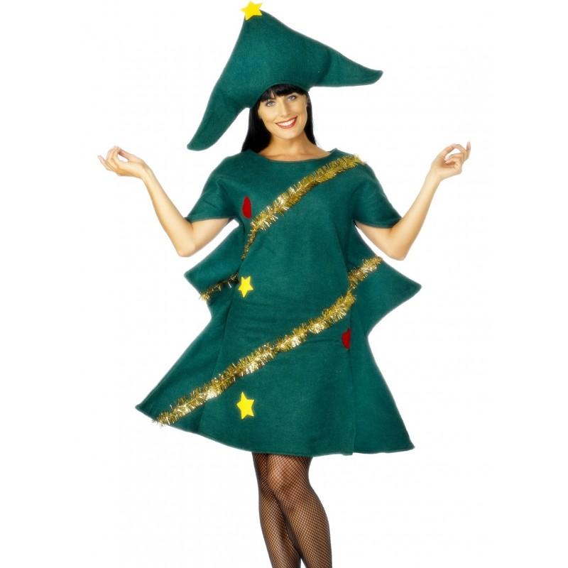 Comprar disfraz de arbol de navidad por solo - Disfraz de navidad ...