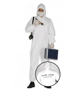 Disfraz de Policia Cientifica