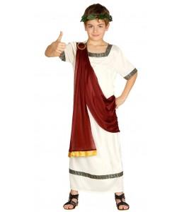 Disfraz de Romano Augusto Infantil