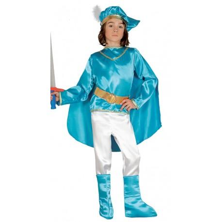 Disfraz de Principe de Cuento Infantil