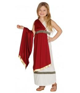 Disfraz de Romana Augusta Infantil