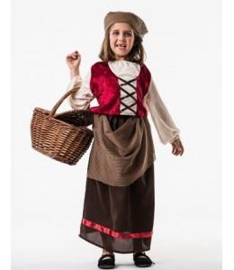 Disfraz Posadera Infantil
