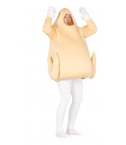 Disfraz de Pollo Asado
