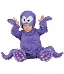 Disfraz de Pulpo Baby