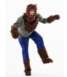 Disfraz de Hombre Lobo