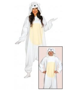 Disfraz de Oso Polar Pijama