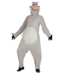 Disfraz de Hipopotamo Cabezon
