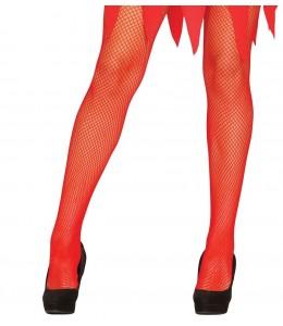 Panty de red rojo