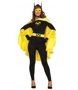 Difraz de Super Heroina Murcielago