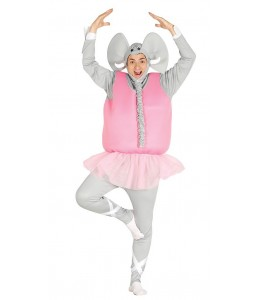 Disfraz de Elefante Bailarin