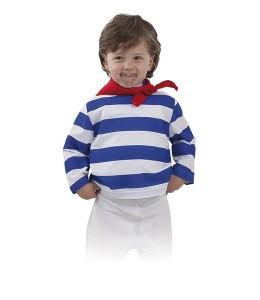 Camisa Gondolero Infantil