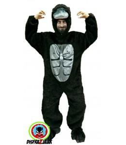 Disfraz de Gorila Pijama Peluche