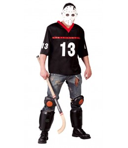 Disfraz de Jason Hockey