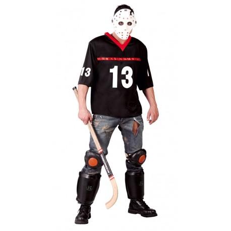 Disfraz de Jason Hockey