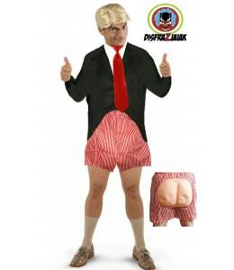Disfraz de Presidente Americano