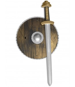 Set Escudo y Espada