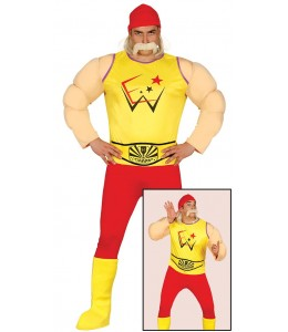 Disfraz de Luchador