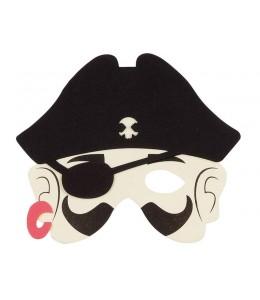 Mascara Pirata Eva