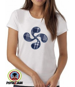 Camiseta Lauburu mujer