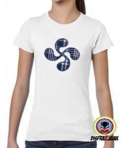 Camiseta Lauburu niña