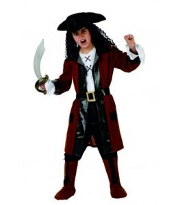 Disfraz de Pirata Jack Infantil