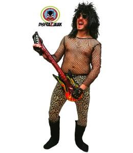 Disfraz de Rockero Isi