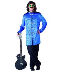 Disfraz de Beatle Azul