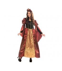 Disfraz de Reina Barroca de Lujo