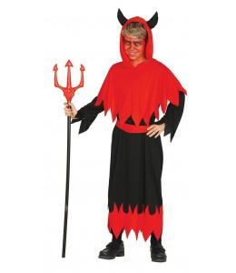 Disfraz de Tunica Diablo Mistico Infantil