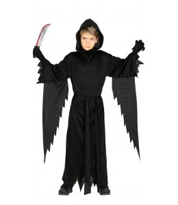 Disfraz de Tunica Asesino Infantil