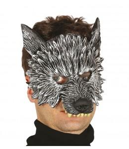 Media Mascara Lobo
