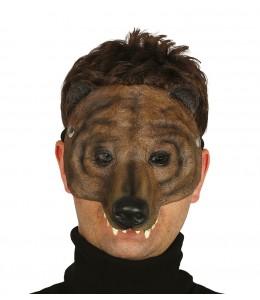 Media Mascara Oso