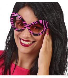 Gafas Pink Cebra