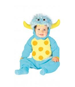Disfraz de Monstruito Bebé